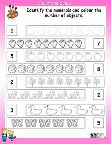 numbers grade 1 math worksheets page 2
