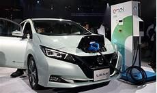 Nissan Leaf Une Voiture 233 Lectrique Pour Rouler