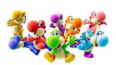 tons of yoshi s crafted world nintendo everything
