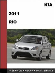 car repair manual download 2012 kia rio spare parts catalogs 2011 kia rio factory service repair manual mechanical specifications