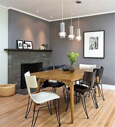 esszimmer gestalten farbe modern dining table chairs for the stylish contemporary home