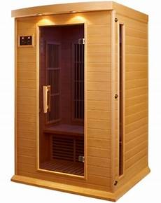 Sauna And Play - 2 person sauna carbon far infrared maxxus hemlock with