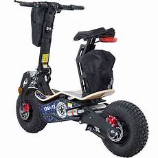 e scooter big wheel electric scooter 1600 watt motor 48 volt battery