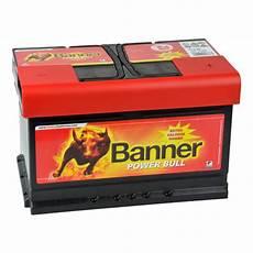 Banner Power Bull P7209 Autobatterie 12v 72ah Batterie24 De