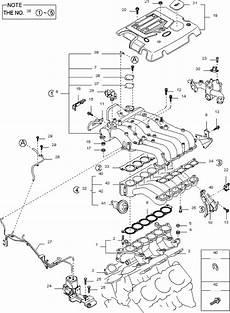 2005 kia sorento engine diagram automotive parts diagram images