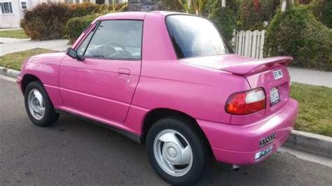Not Just Any Suzuki X90