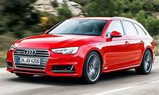 Neuer Audi A4 Avant B9 2015 Erste Testfahrt
