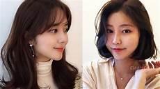 10 cute easy korean hairstyles 2018 amazing beautiful korean hairstyles compilation youtube