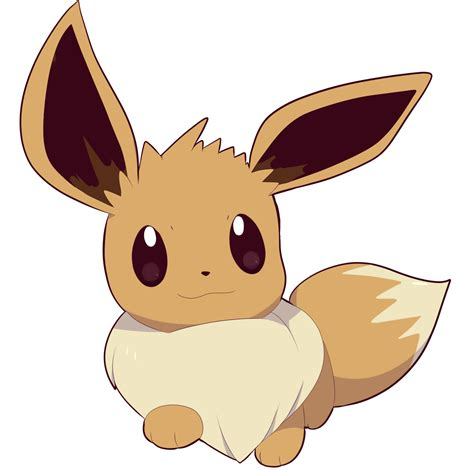 Cute Eevee Pokemon