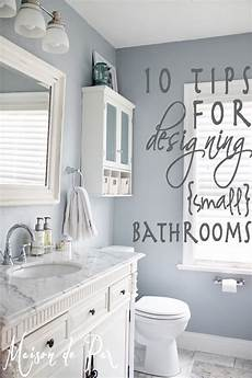 Badezimmer Renovieren Tipps - how to design a small bathroom