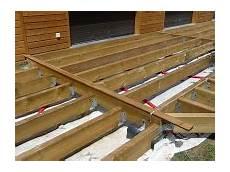 Construction D Une Terrasse En Bois Pose Des Lames De Bois