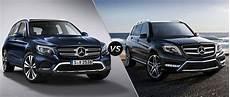 2016 Mercedes Glc Vs Mercedes Glk