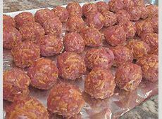 diabetic garlic turkey balls_image
