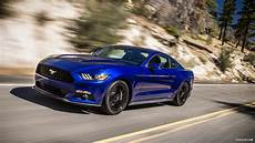 Wallpaper Mustang Blue Car by 2015 Ford Mustang Front Hd Wallpaper 196