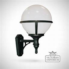 globe wall lantern outdoor wall lights