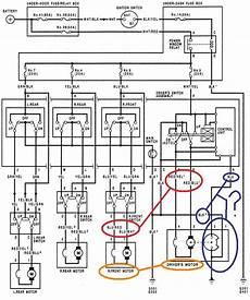 1997 Honda Accord Power Window Wiring Diagram Wiring Diagram