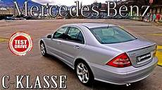mercedes c klasse w203 sport edition 2006 test