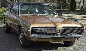1968 Mercury Cougar  User Reviews CarGurus