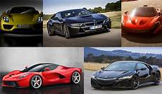topspeed s top 5 hybrid sports cars picture top speed