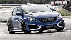 308 R Hybrid Review Peugeot S 500bhp Hatch The 308 R Hybrid Top