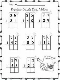 addition without regrouping worksheet for grade 1 digit adding subtracting w no regrouping