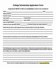 48 application form templates free premium templates