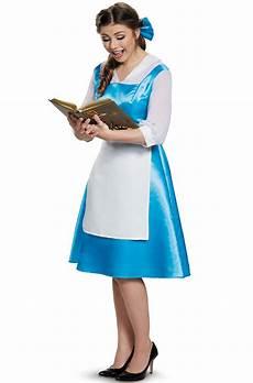Brand New Disney And The Beast Blue Dress