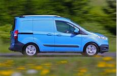 Ford Transit Courier 2014 Review Honest