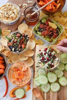 Snack Ideen - healthy snack ideas with hummus and more your homebased