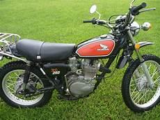 honda 250 enduro vintage 1975 honda xl 250 enduro motorcycle trail bike