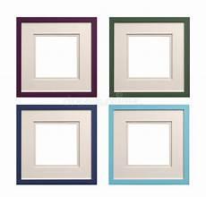quadratische bilderrahmen quadratische bilderrahmen malvenfarben gr 252 n blau cyan
