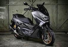 Modifikasi Nmax 2018 by Modifikasi Yamaha Nmax Dan Pilihan Warna Terbaru 2019