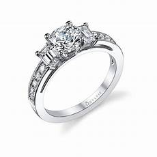 louisette three stone engagement ring s1098