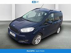 ford tourneo courier 1 0 ecoboost 100ch titanium ford tourneo courier tourneo courier 1 0 ecoboost 100 titanium alcopa auction