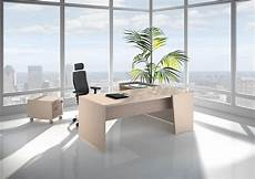 Le De Bureau - bureau direction b select coloris bois c 232 dre et table de