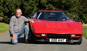 Davids Undimmed Passion For Self Built Lancia Stratos