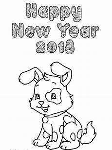 Neujahr Malvorlagen New Years Coloring Pages Printable At Getcolorings