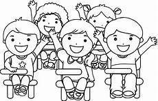 Vorschule Malvorlagen Junior Auf Der Schule Kinder Malvorlagen Education And School