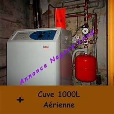 Chaudi 232 Re 224 Fioul Geminox Tl20 S Notice Raccordement