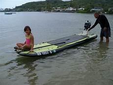 motorized fishing surfboard sup combination swaylocks