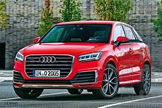 audi q2 sports crossover rendering