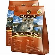 wolfsblut alaska salmon 2 x 15 kg hundefutter mit lachs