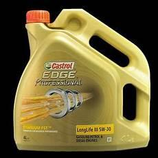 castrol edge professional longlife iii 5w 30 fst 4liter