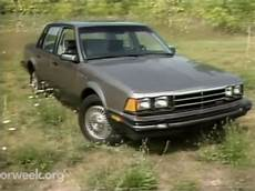1983 Buick Century by Imcdb Org 1983 Buick Century T Type In Quot Motorweek 1981 2019 Quot