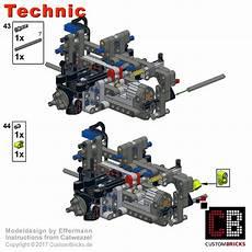 lego technic rc modelle custombricks de lego technic model custombricks moc