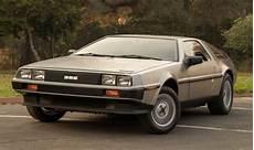500 Mile 1982 Delorean Dmc 12 5 Speed For Sale On Bat