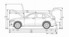 Mercedes Glc Abmessungen Technische Daten L 228 Nge