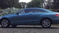 norev 1 18 mercedes e class coupe blue