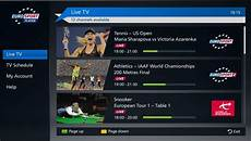 eurosport tv live gratuit regarder eurosport en direct gratuit eurosport player tv