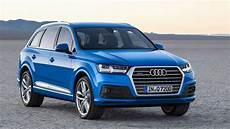 Der Neue Audi Q7 Luxus Auto Mit Vielen Assistenten Auto